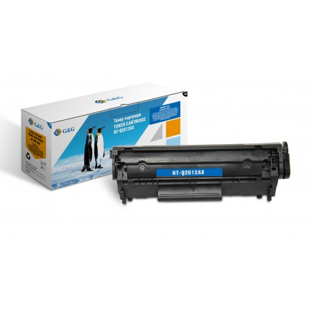 Картридж HP 2612AX/Canon 703X G&G 3000стр