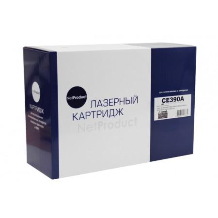 Картридж NetProduct HP 390A