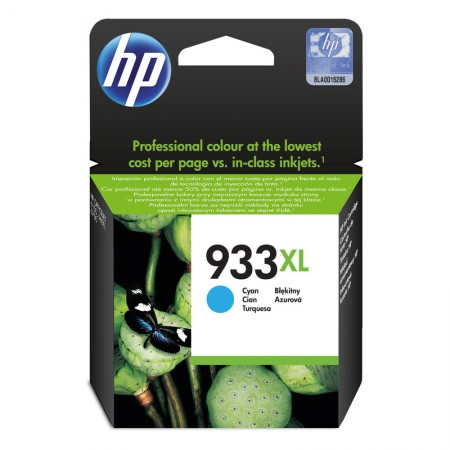 Картридж HP 933XL Cyan Original CN054AE HP OJ 6100/6600/6700