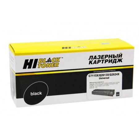 Картридж HP C7115X/Q2613X/Q2624X Hi-Black 1200/1300/1150