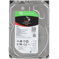 Жесткий диск Seagate SATA-III 6Tb ST6000VN001 IronWolf NAS 5