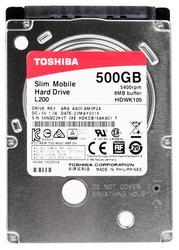 "Жесткий диск 2.5"" 500Gb Toshiba HDWK105UZSVA 5400rpm/8mb"