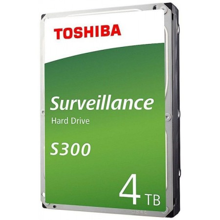 Жесткий диск Toshiba SATA-III 4TbB HDWT740UZSVA Surveillance