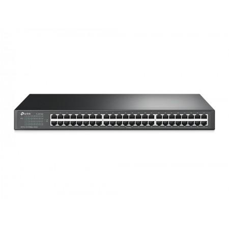 Коммутатор TP-Link TL-SF1048 48-port 10/100M 1U 19-inch rack