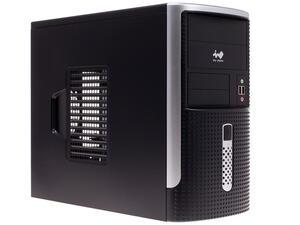 Корпус InWin EMR001 Black/Silver 450W mATX