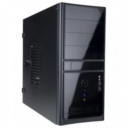 Корпус InWin ENR021 Black mATX 400W mATX