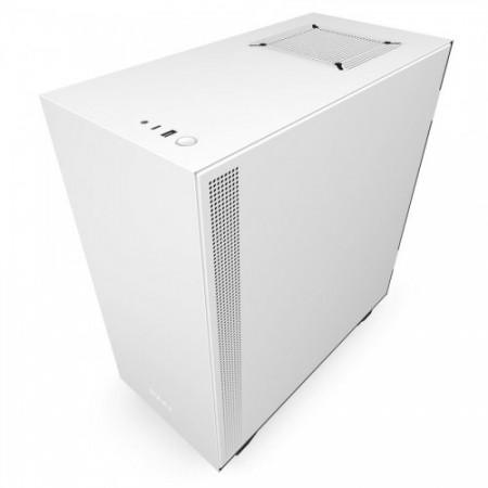 Корпус NZXT H510 [CA-H510B-W1] White/Black ATX без БП
