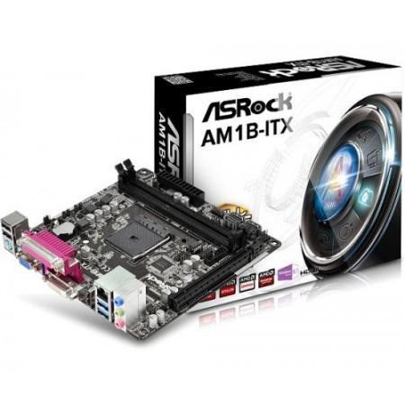 Материнская плата ASRock AM1B-ITX mini-ITX