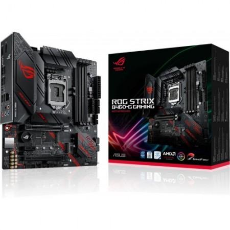 Мат. плата ASUS ROG STRIX B460-G GAMING Soc-1200 Intel B460