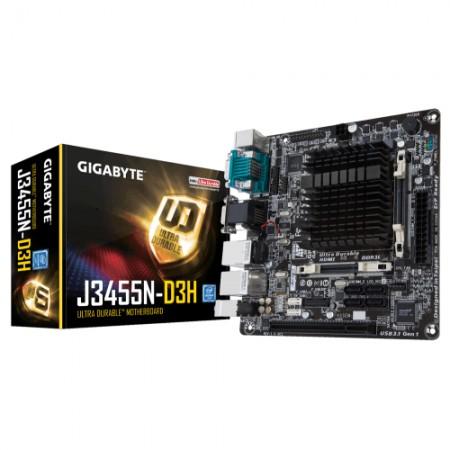 Мат. плата GIGABYTE Intel J3455 [J3455N-D3H]