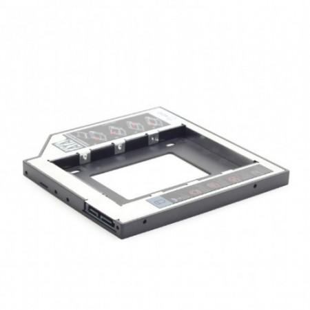 """Переходник 2.5"""" HDD/SSD to DVD 9.5mm Gembird MF-95-01"""