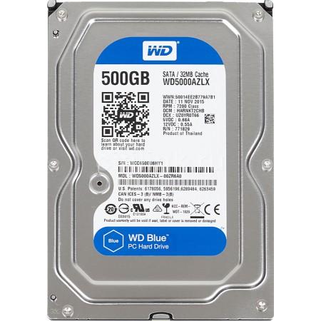 Жесткий диск WD 500Gb [WD5000AZLX]