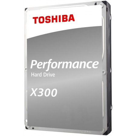 Жесткий диск Toshiba SATA-III 4Tb X300 [HDWE140EZSTA]