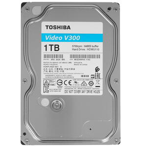 Жесткий диск Toshiba V300 1 Тб [HDWU110UZSVA]