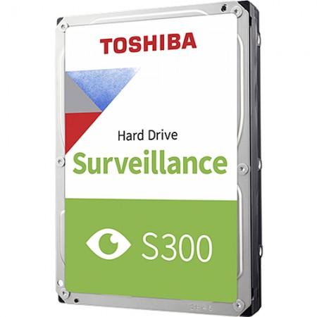 Жесткий диск Toshiba SATA-III 1Tb HDWV110UZSVA Surveillance