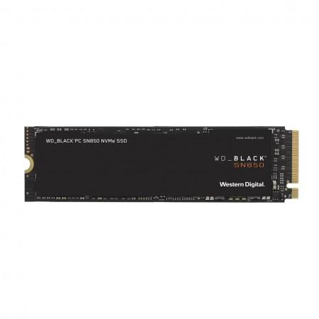 Накопитель SSD WD 500Gb Black SN850 [WDS500G1X0E] M.2 2280
