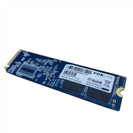 Накопитель SSD Foxline 256Gb FLSSD256M80ECX5 M.2 PCIe Gen3x4