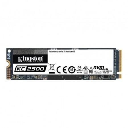 Накопитель SSD Kingston 250Gb [SKC2500M8/250G] M.2