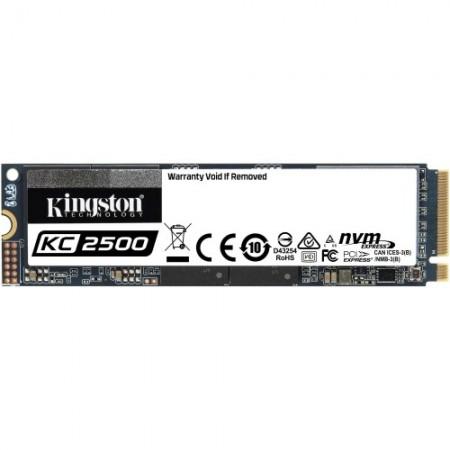 Накопитель SSD Kingston 500Gb [SKC2500M8/500G] M.2 2280