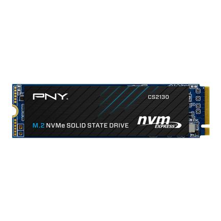 Накопитель SSD PNY 500Gb CS2130 [M280CS2130-500-RB] M.2 2280
