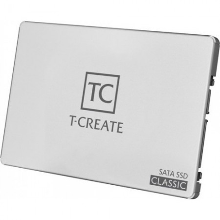 Накопитель SSD TeamGroup 1000Gb T-Create [T253TA001T3C601]