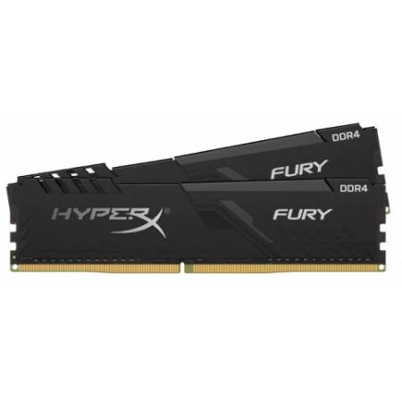 Память DDR4 8Gb 2666MHz Kingston HX426C16FB3K2/8 2x4GB