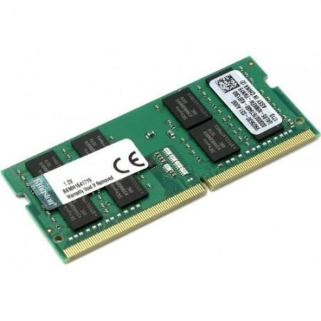 Память SO-DIMM DDR4 16Gb 2666MHz Kingston [KVR26S19D8/16]