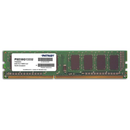 Оперативная память PATRIOT 8ГБ [PSD38G13332]