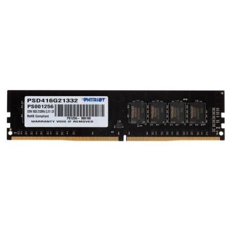 Оперативная память Patriot 16Gb [PSD416G21332]