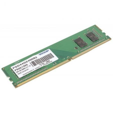 Память DDR4 4Gb 2400MHz Patriot [PSD44G240082] RTL