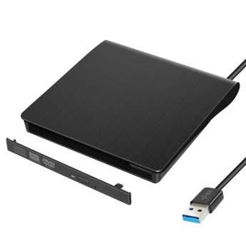 Корпус для привода ORIENT UHD9A3, USB 3.0, чёрный (30840)