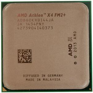 Процессор AMD Athlon II X4 860K FM2+ 3.7GHz OEM