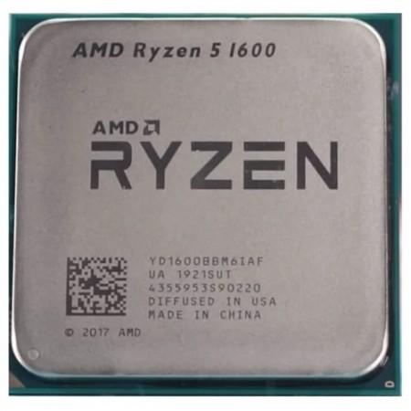 Процессор AMD RYZEN 5 1600 AF 6C/12T AM4 OEM