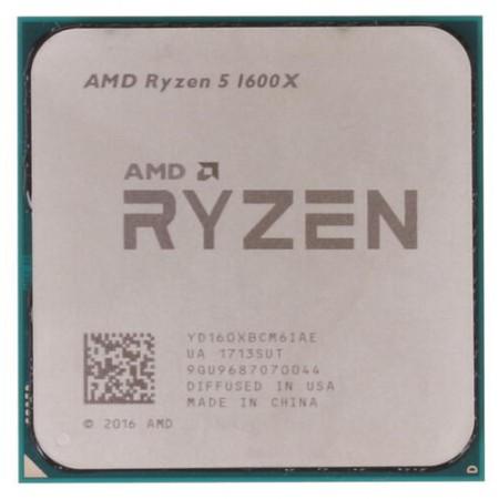 Процессор AMD RYZEN 5 1600X 6C/12T AM4 BOX