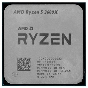 Процессор AMD RYZEN 5 3600X 95W 6C/12T OEM