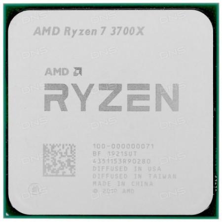 Процессор AMD RYZEN 7 3700X 8C/16T AM4 65W OEM
