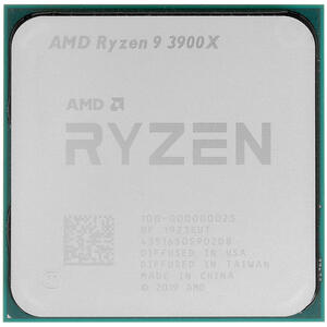 Процессор AMD RYZEN 9 3900X 12C/24T AM4 3.8GHz(4.6GHz) 70MB