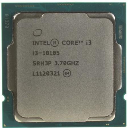 Процессор Intel Core i3-10105 S1200 4C/8T 3.7GHz(4.4GHz) BOX