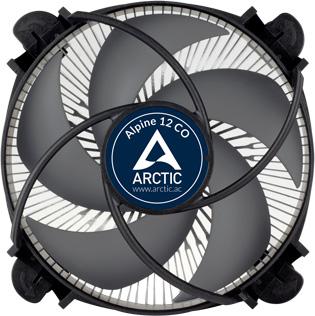 Кулер Arctic Cooling Alpine 12 CO 95W S1156/1155/1150/775