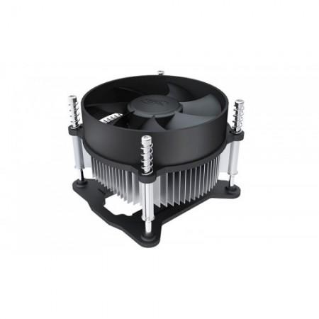 Кулер Deepcool CK-11508 V2 S1150/1155 3pin 25dB Al 65W 245g
