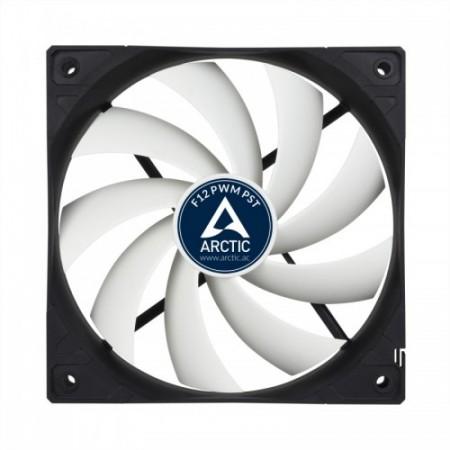 Вентилятор для корпуса Arctic F12 PWM PST AFACO-120P0-GBA01