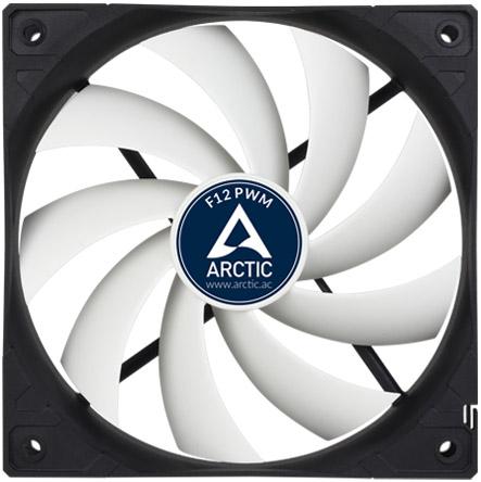 Вентилятор  Arctic Cooling F12 PWM  Rev.2 AFACO-120P2-GBA01