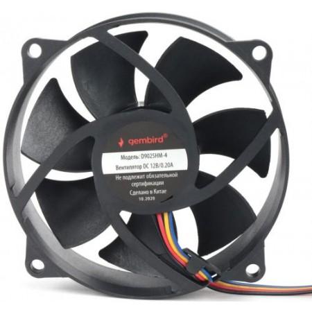 Вентилятор для корпуса Gembird D9025HM-4 90x90x25