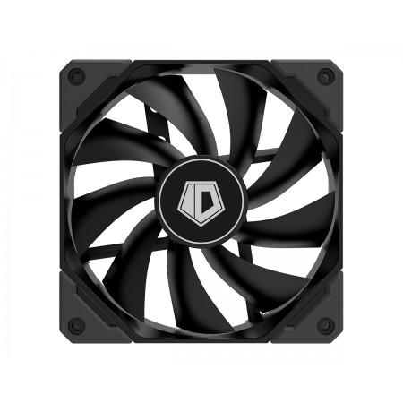 Вентилятор для корпуса ID-COOLING TF-12025-BLACK 120x120x25м