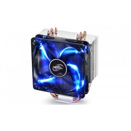 Кулер Deepcool GAMMAXX 400 BLUE BASIC 130W Blue LED