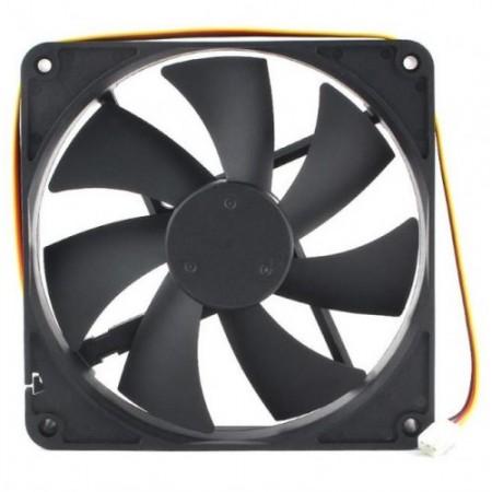 Вентилятор для корпуса Gembird D14025HM-3 140x140x25, гидрод