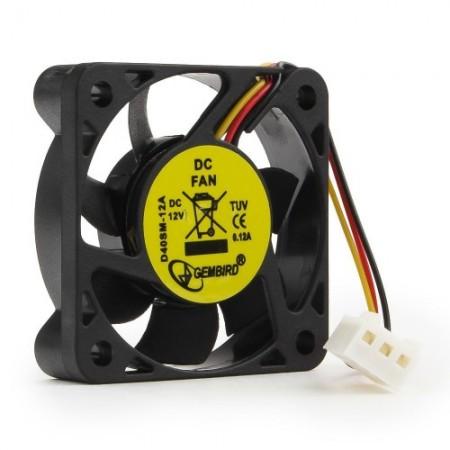 Вентилятор для корпуса Gembird D40SM-12A-25 40x40x10