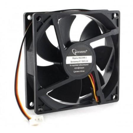 Вентилятор для корпуса Gembird D9225HM-3 92x92x25