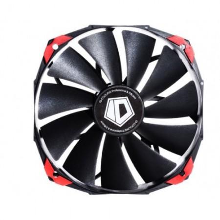 Вентилятор для корпуса ID-COOLING NO-14025K 140x140x25мм