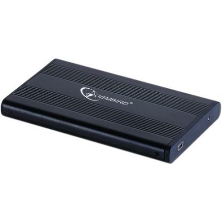 "Внешний корпус Gembird EE2-U2S-5 2.5"" USB2.0 Black"